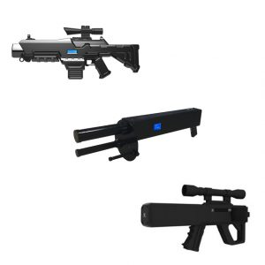Portable Anti UAV Gun