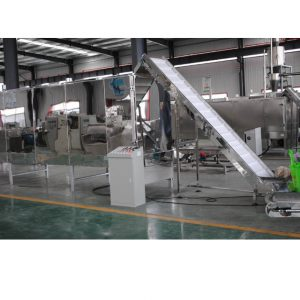 Video for Automatic Complete Pasta Macaroni  making machine turnkey production processing line plant