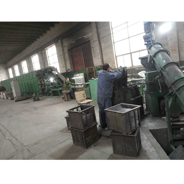 Welding electrode rod wire production line | TUF