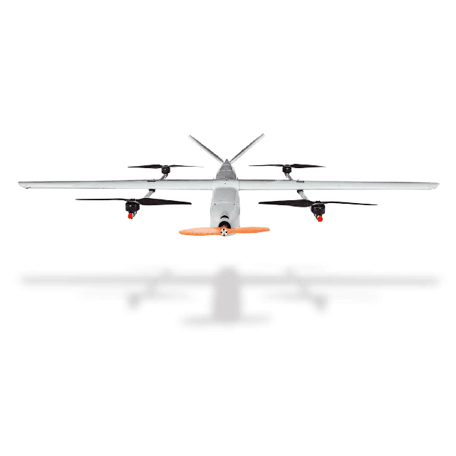 Fixed Wing VTOL UAV drone Surveillance Mapping patrol | TUF