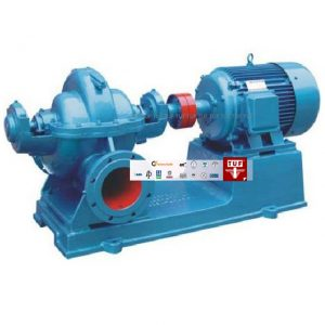 Axial split pump double suction Marine Volute Pump