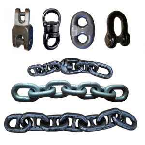 TUF Marine Anchor Chain