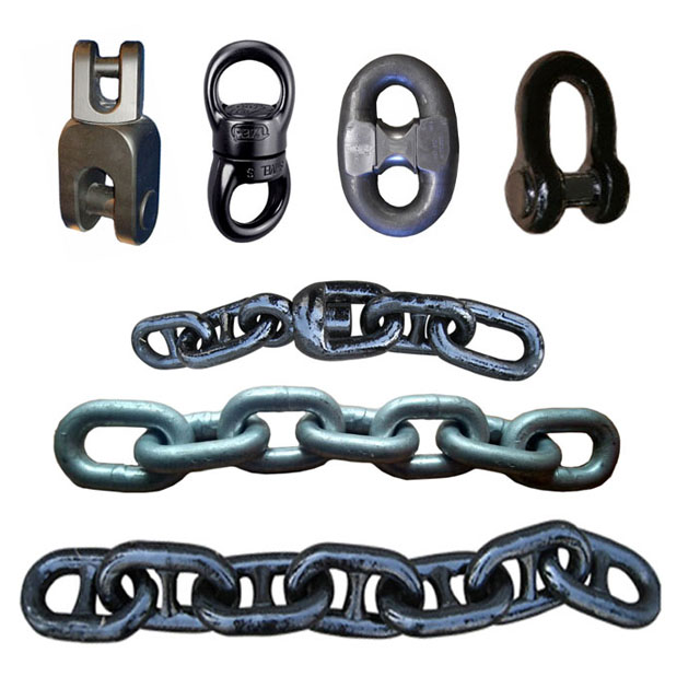 Marine Stud and Studless link Anchor and Mooring Chain | TUF