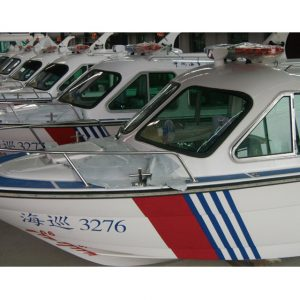 TUF high speed patrol boat for military police and border protection