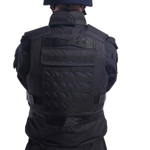 TUF bulletproof vest for military army police