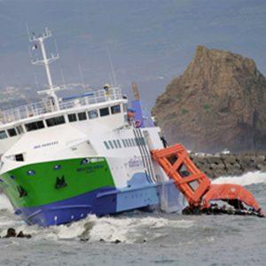 TUF is marine evacuation system MES manufacturer China