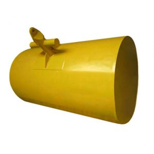 marine foam filled mooring buoy produced by TUF