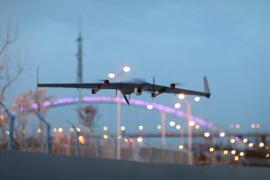 world's most efficient electric vertical take-off and landing UAV for professional use